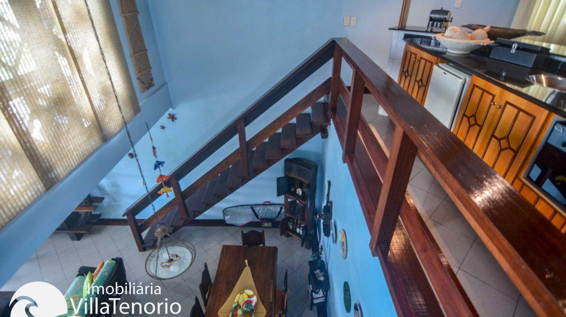 Cobertura-venda-praia-grande-ubatuba-escada