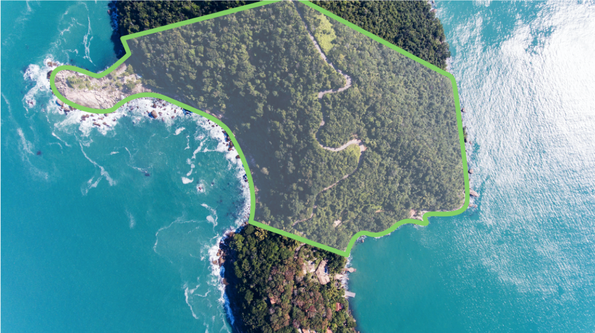 Area for Investors in Ubatuba