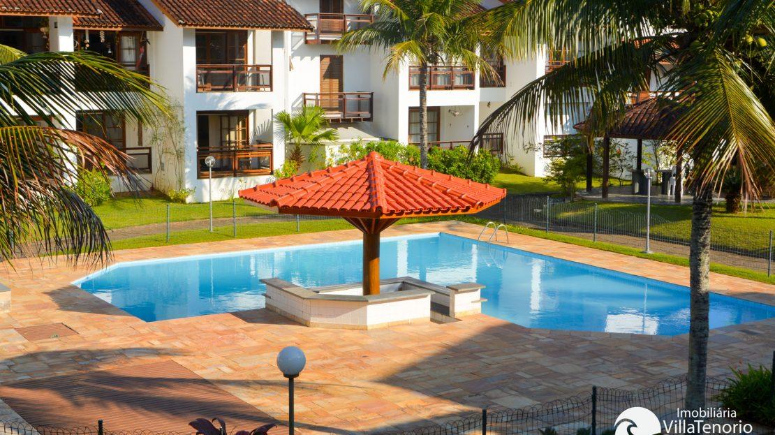 apartamento para vender saco da ribeira ubatuba piscina