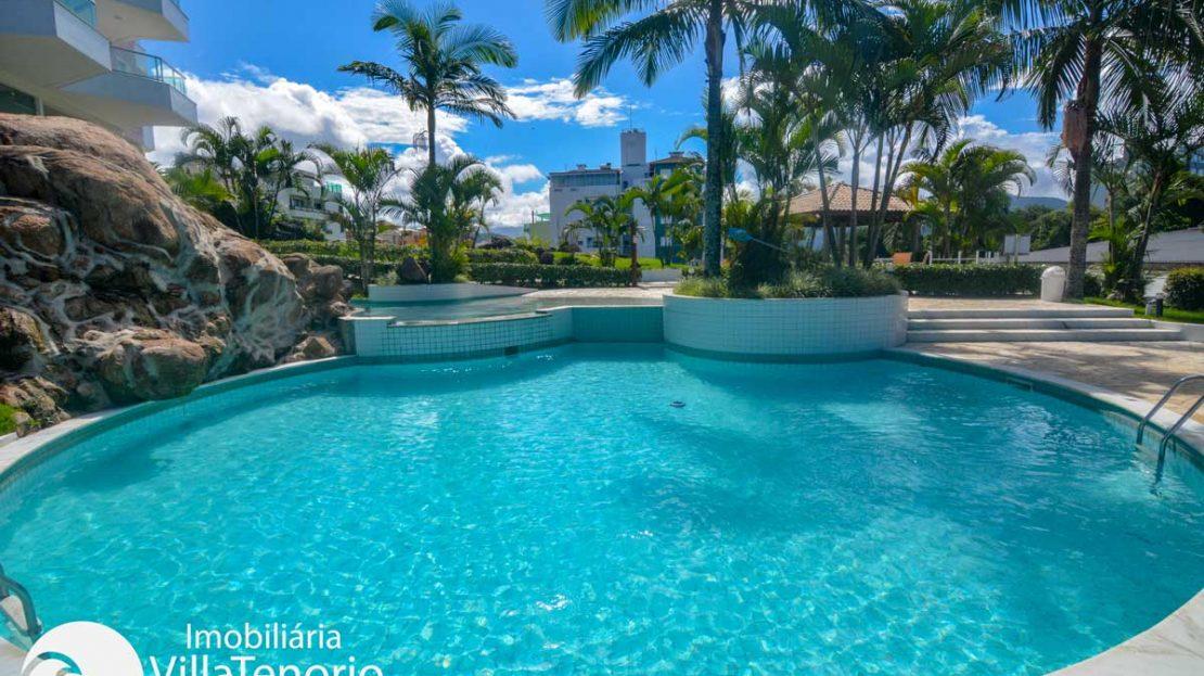 Apartamento Alto Padrão para vender na Praia do Itaguá em Ubatuba