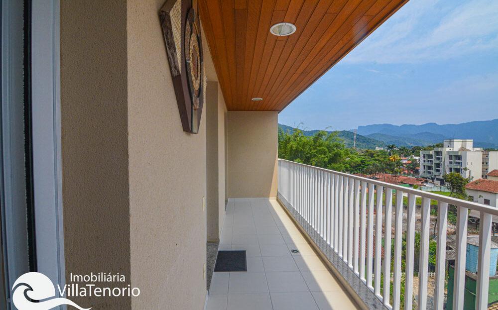 Apartamento alto padrão à venda na Praia do Itaguá