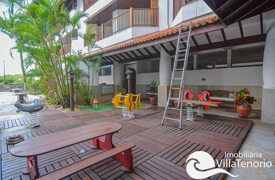 Apartamento alto padrão a venda na Praia Grande