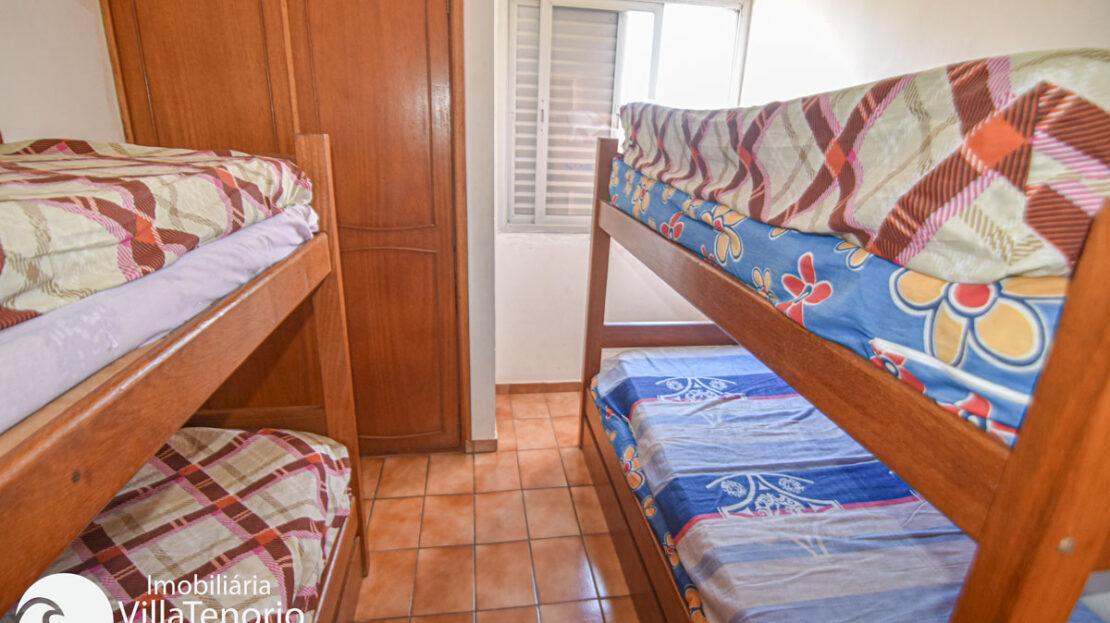 Cobertura mobiliada à venda na Praia Grande