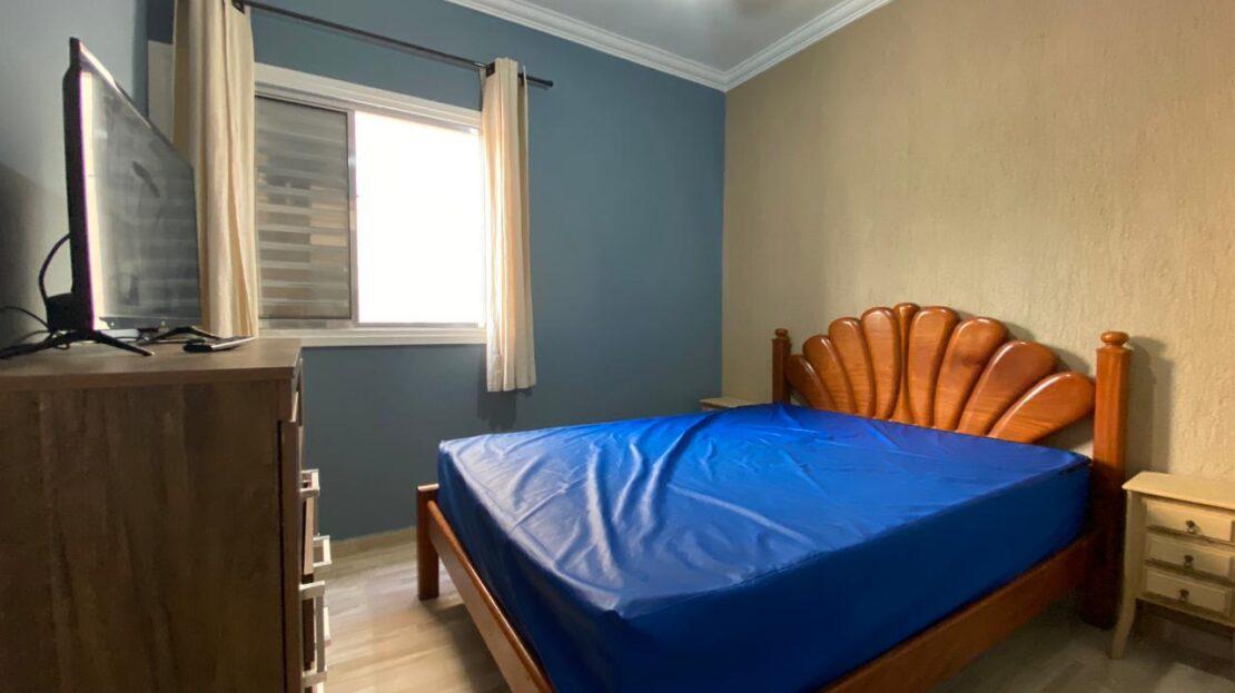 Apartamento para vender na Praia do Itaguá em Ubatuba-SP
