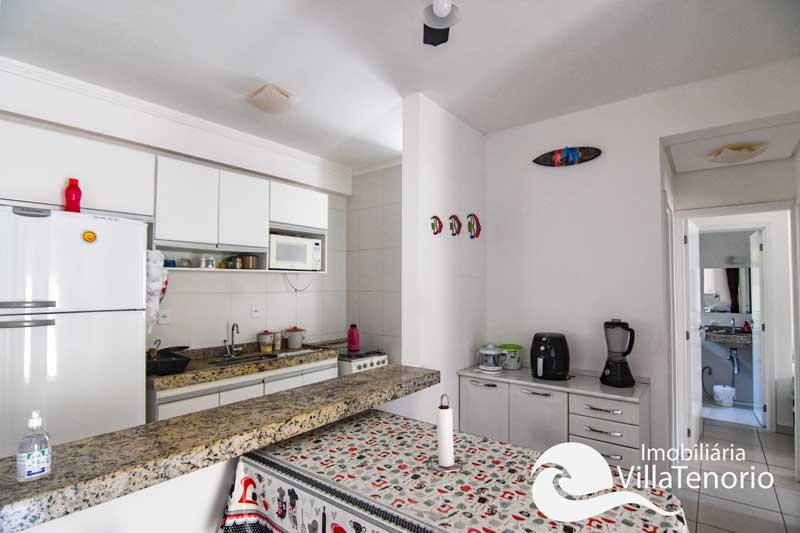 apartamento amplo para vender na Praia Grande em Ubatuba-SP