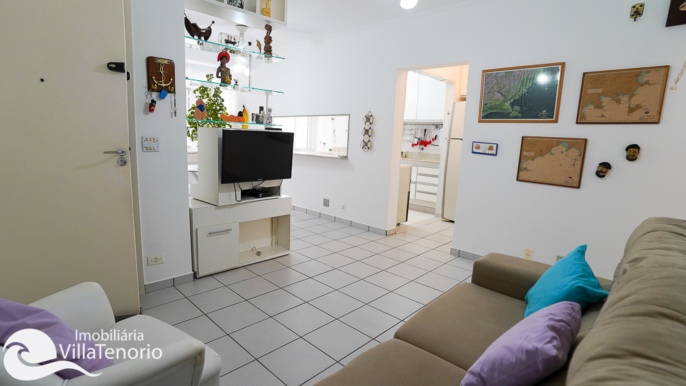 Apartamento a venda 2 quartos Praia do Tenorio Ubatuba