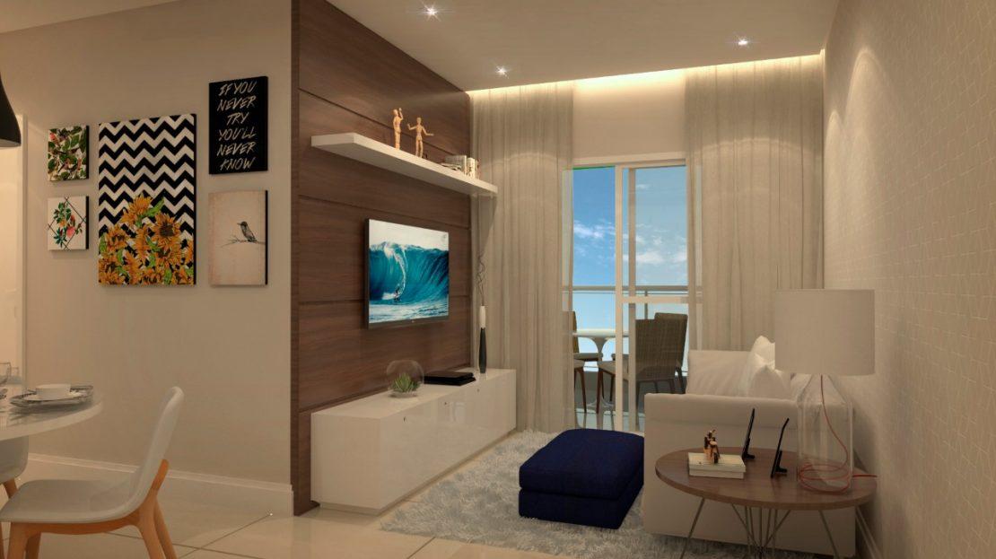 2 Imagem Ilustrativa Apartamento Pre Lancamento Praia das Toninhas
