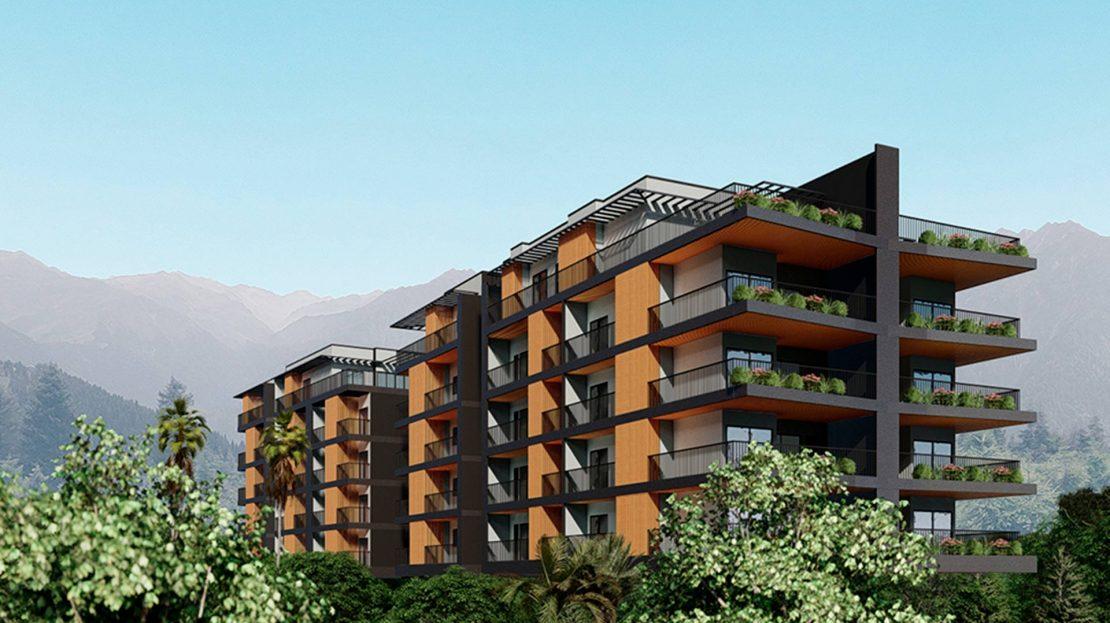 Apartamento na Planta Ubatuba - Praia do Itagua
