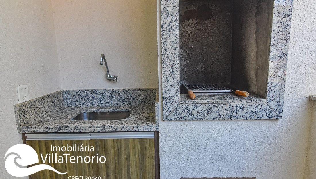 Apartamento novo para vender na Praia do Itaguá em Ubatuba SP