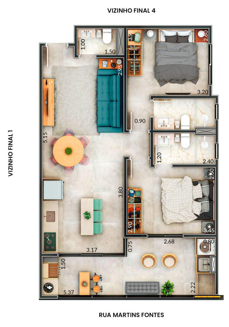 Apartamento_2_Citta_di_Vernazza