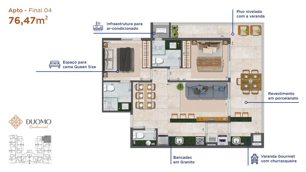 Apt final 04-Duomo-residencial-A3-Construtora-13