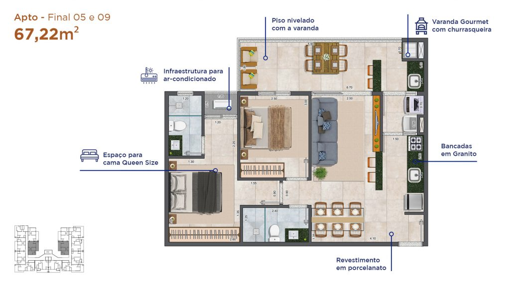 Apt final 05 e 09-Duomo-residencial-A3-Construtora-13