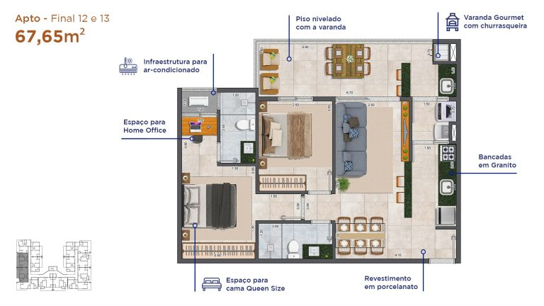 Apt final 12,13-Duomo-residencial-A3-Construtora