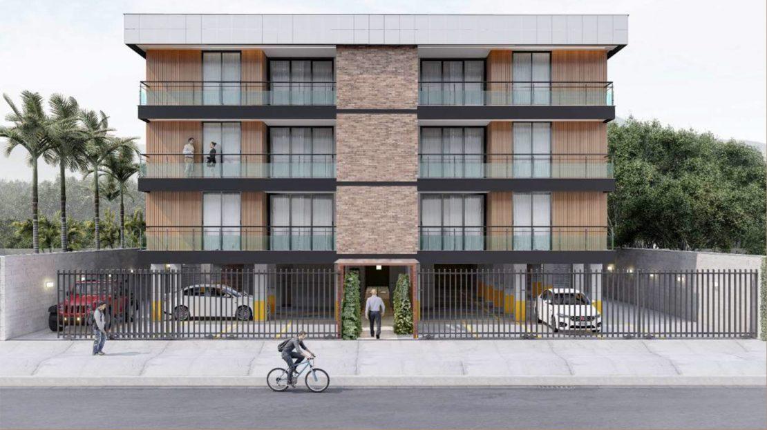 Lancamento Pereque Açu em Ubatuba - Edificio Saboia