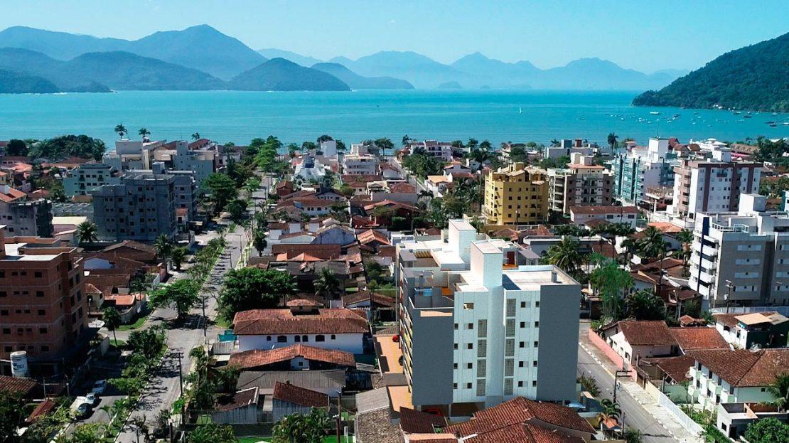 Lançamento Praia do Itaguá Ubatuba - Villa Bellagio apresentado pela Imobiliaria Villa Tenorio