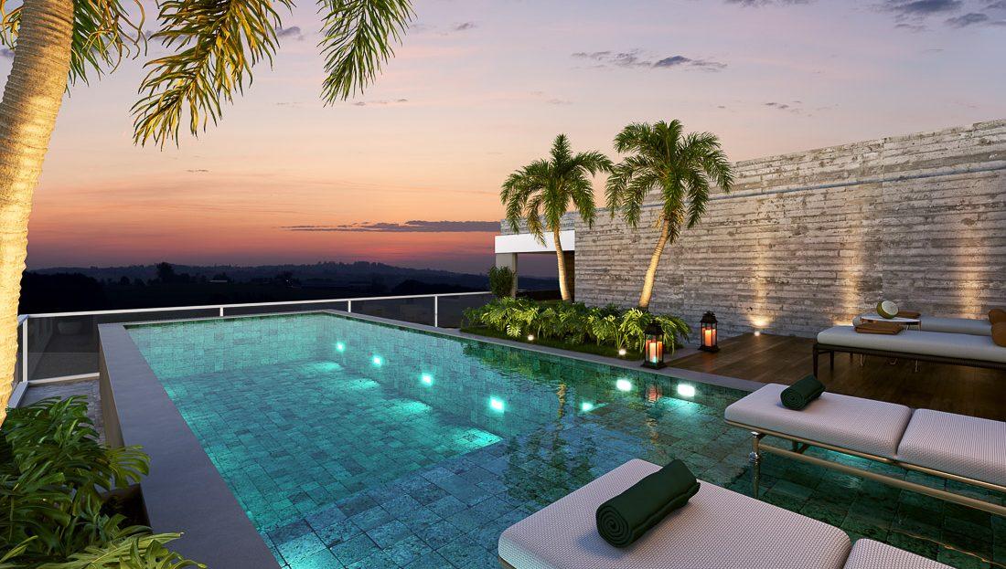 Lançamento Zion Residence - Praia do Itagua em Ubatuba