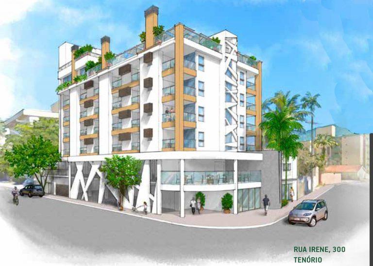 Planta do Lançamento de Lofts na Praia do Tenório