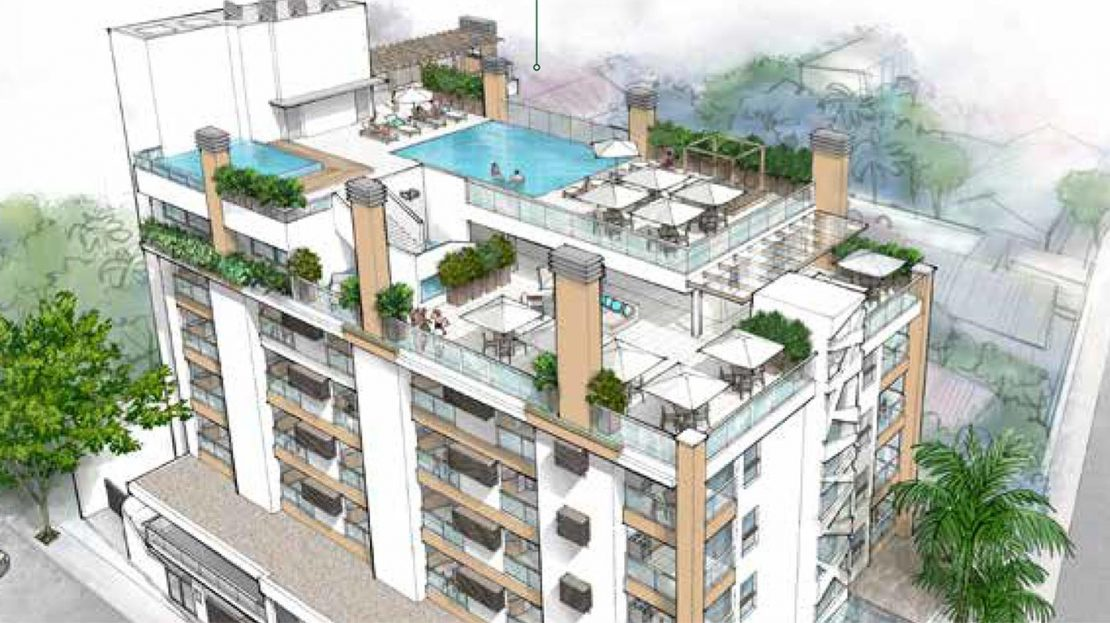 Lançamento de Lofts na Praia do Tenório