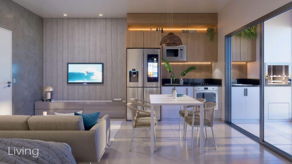 ON lofts em Ubatuba Apartamentos na Planta
