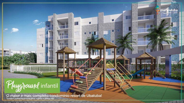 playground_infantil_Maranduba_Beach_Resort_Lancamento_Ubatuba