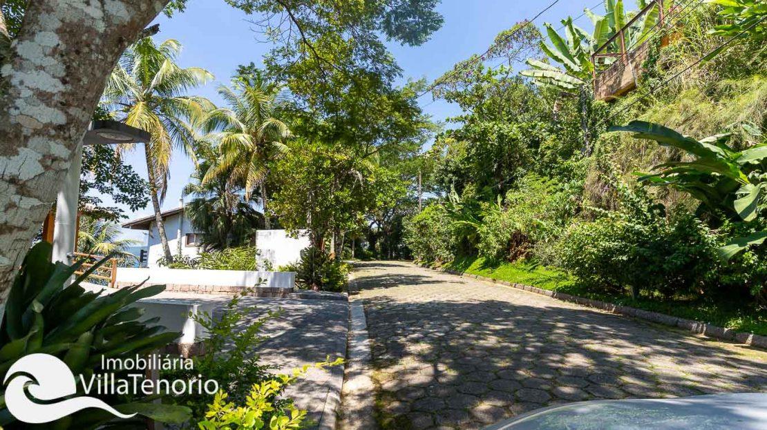 Casa condominio vista do mar Ubatuba Venda -1