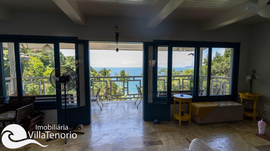 Casa condominio vista do mar Ubatuba Venda -10