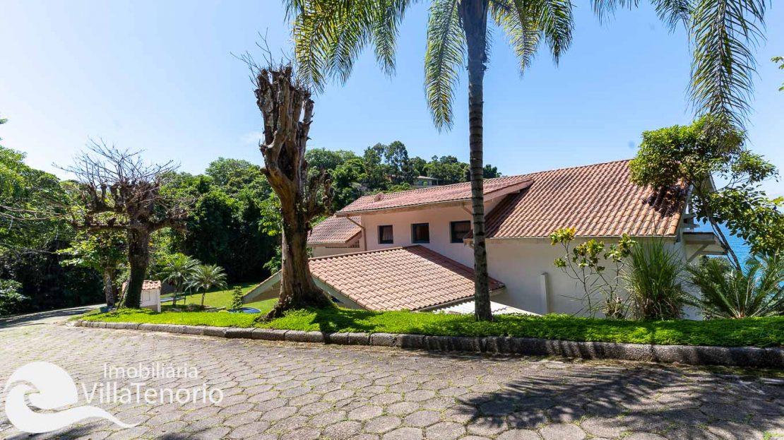 Casa condominio vista do mar Ubatuba Venda -2