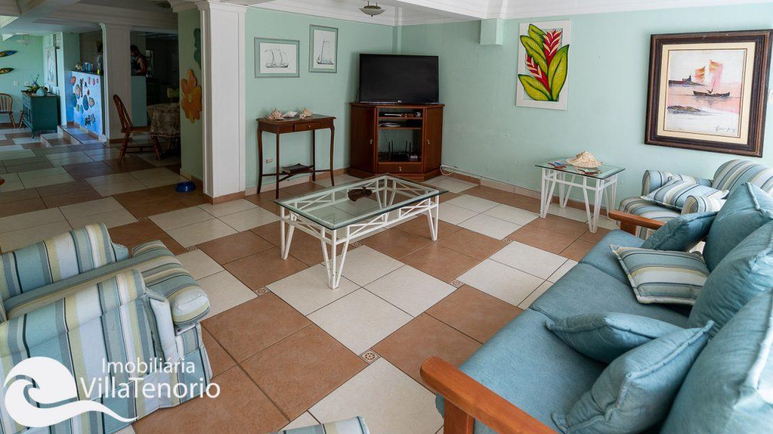 Casa condominio vista do mar Ubatuba Venda -22