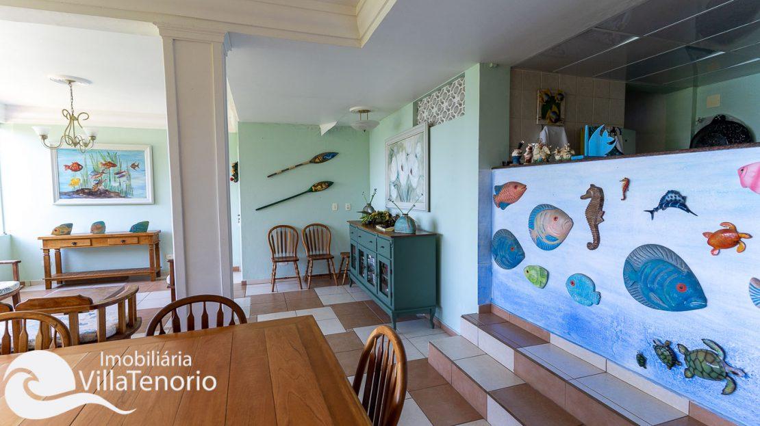 Casa condominio vista do mar Ubatuba Venda -24