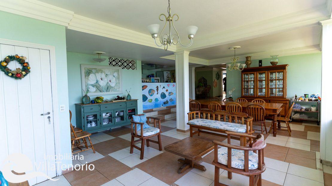 Casa condominio vista do mar Ubatuba Venda -26