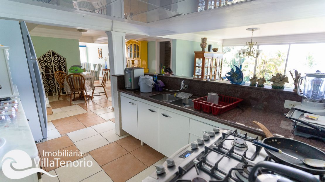 Casa condominio vista do mar Ubatuba Venda -29