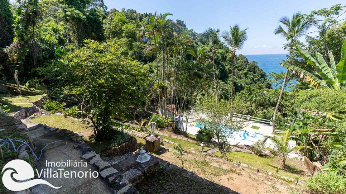 Casa condominio vista do mar Ubatuba Venda -31