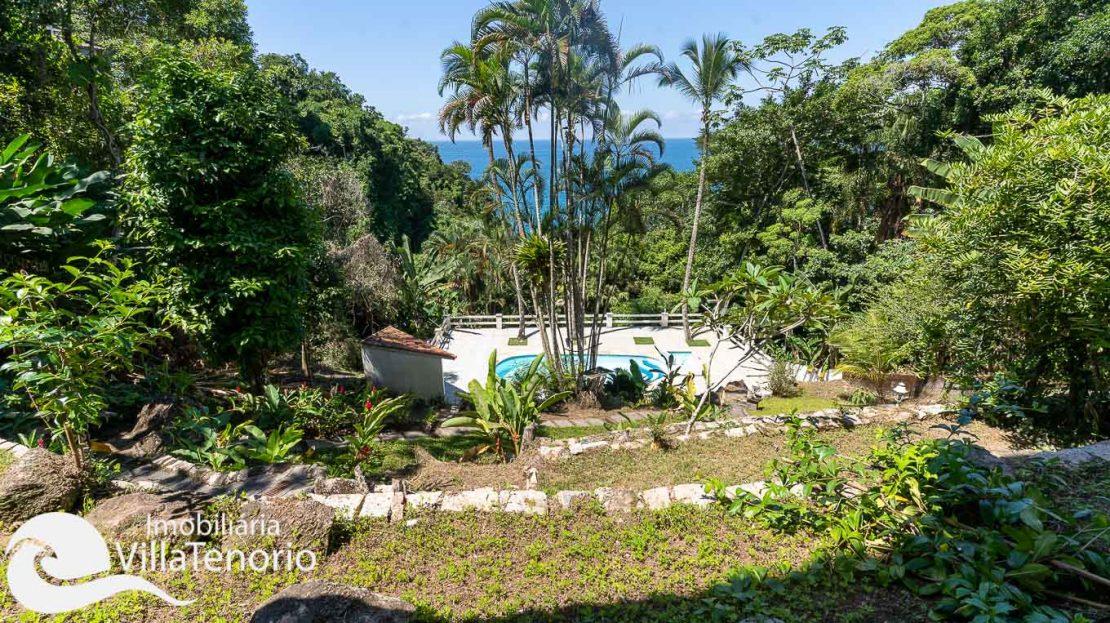 Casa condominio vista do mar Ubatuba Venda -33