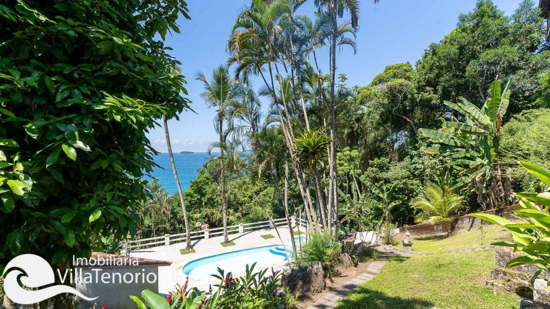 Casa condominio vista do mar Ubatuba Venda -34