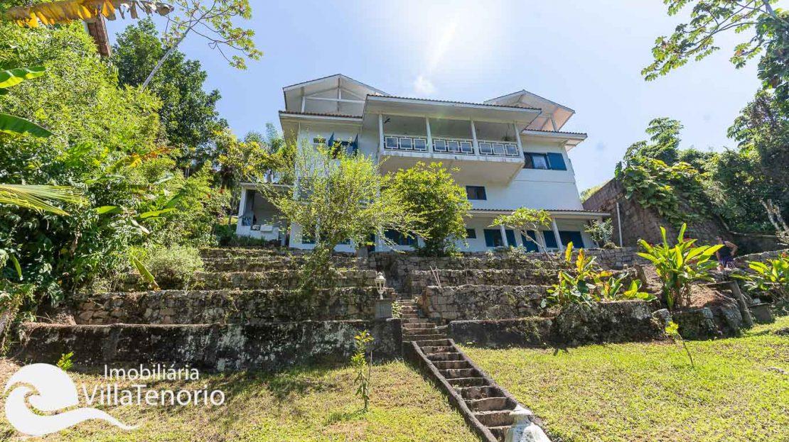 Casa condominio vista do mar Ubatuba Venda -36