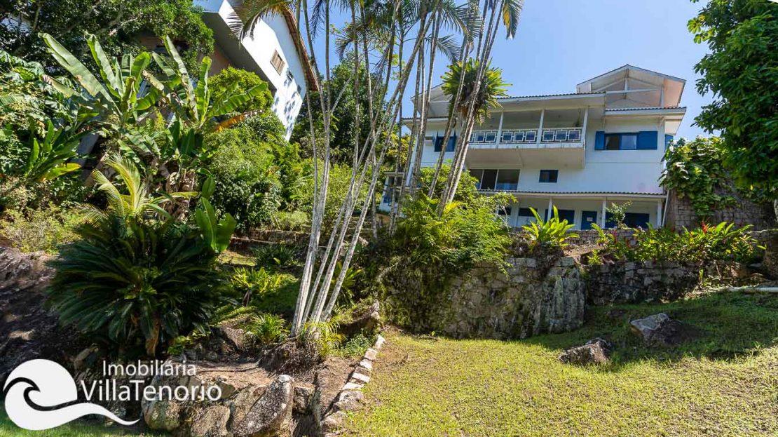 Casa condominio vista do mar Ubatuba Venda -38