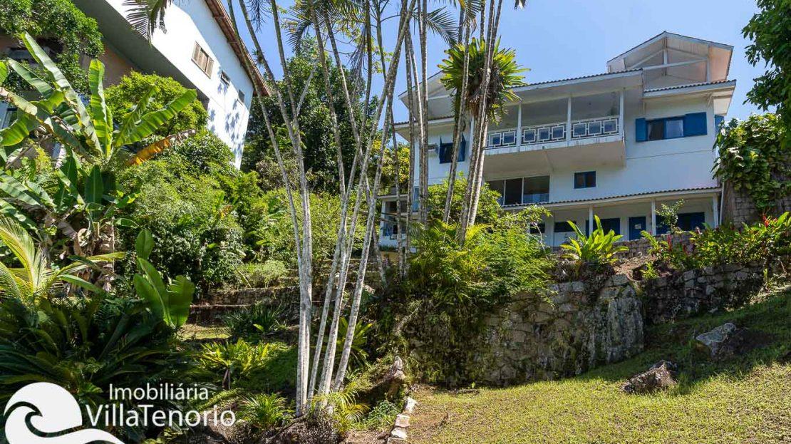 Casa condominio vista do mar Ubatuba Venda -39