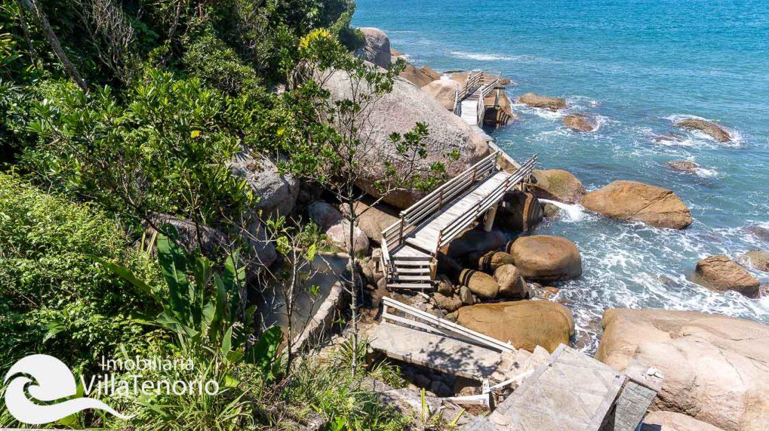 Casa condominio vista do mar Ubatuba Venda -46