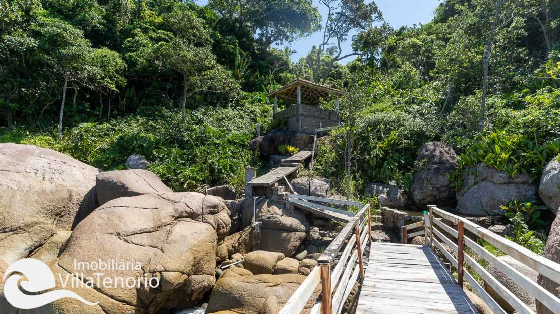 Casa condominio vista do mar Ubatuba Venda -49