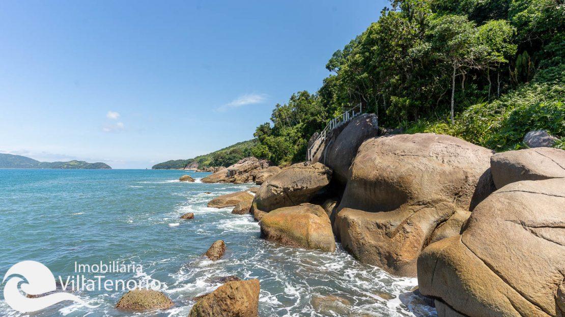 Casa condominio vista do mar Ubatuba Venda -51