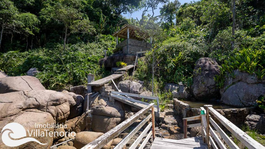 Casa condominio vista do mar Ubatuba Venda -53