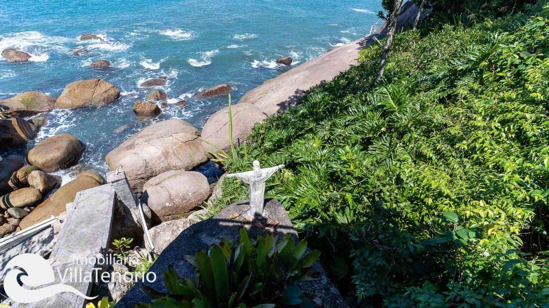Casa condominio vista do mar Ubatuba Venda -56