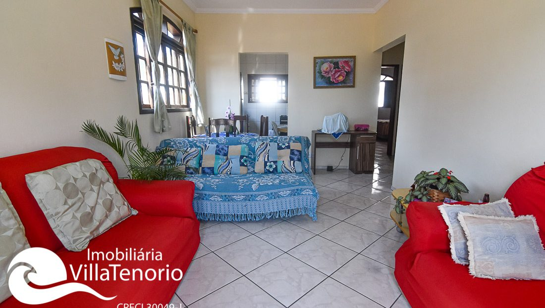 Casa para vender na Praia das Toninhas em Ubatuba