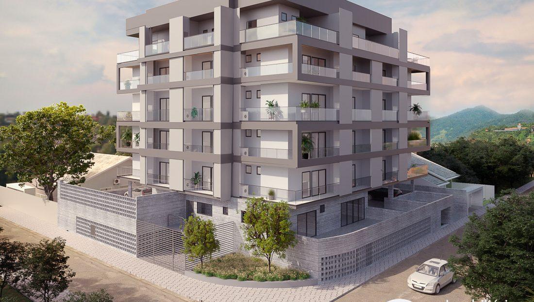 Apartamento na planta em Ubatuba para vender - Alphamare Praias das Toninhas