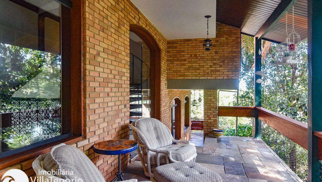 casa a venda na praia Domingas Dias em Ubatuba - Imobiliaria Villa Tenorio