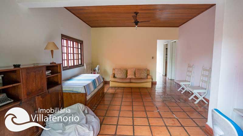 Casa para vender na praia do Itaguá em Ubatuba-SP