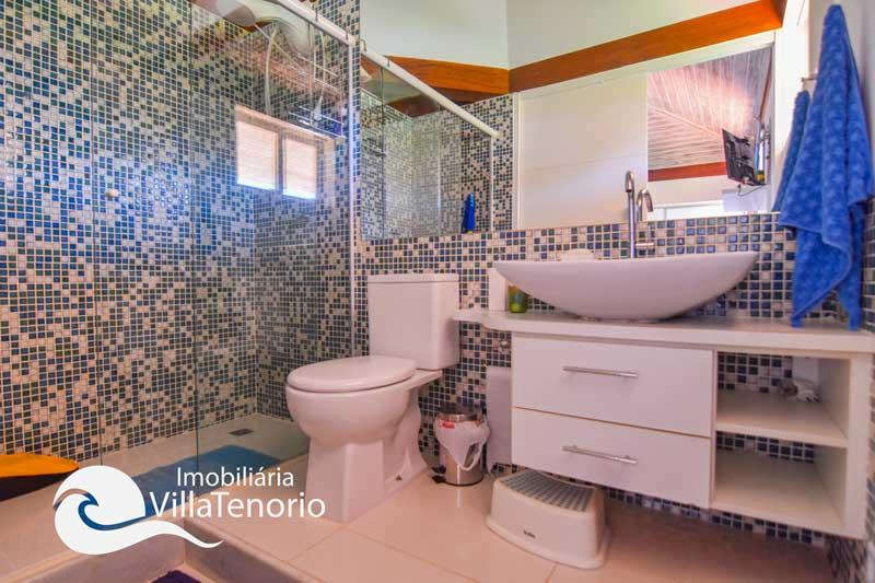 Casa alto padrão para vender na Praia Vermelha do Centro em Ubatuba-SP