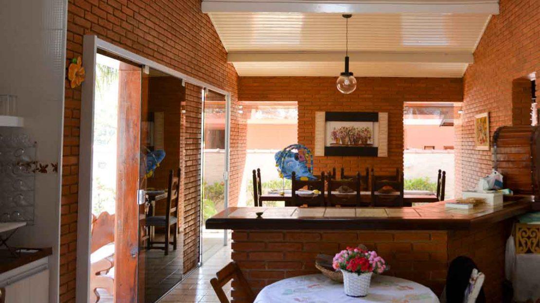 Casa Venda Praia do Tenorio, Ubatuba, SP - Dining