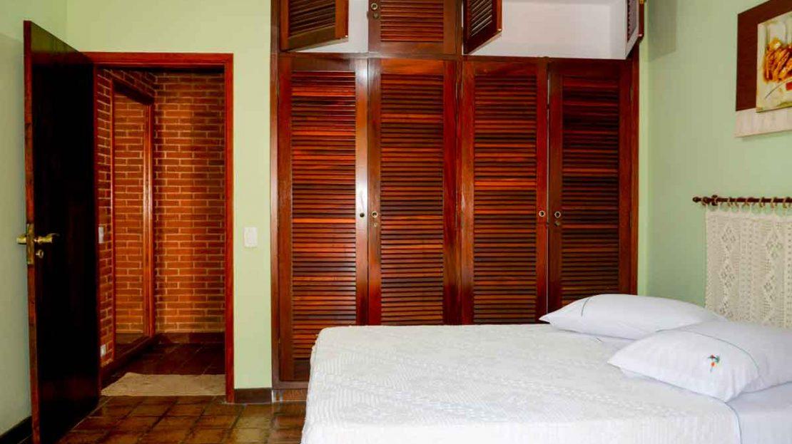 Casa Venda Praia do Tenorio, Ubatuba, SP - quarto