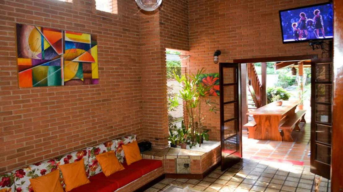 Casa Venda Praia do Tenorio, Ubatuba, SP - Sala_TV